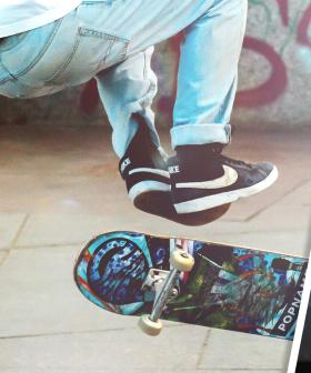 """When Skateboard Stunts Go Bad - """"I Reckon I Went About 40m In the Air"""""""