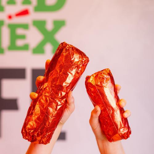 Mad Mex Is Bringing Back Their ONE KILO Big Burrito!
