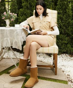 There's A New Holiday Dedicated To Wearing Your Uggs And We're Not Mad About It