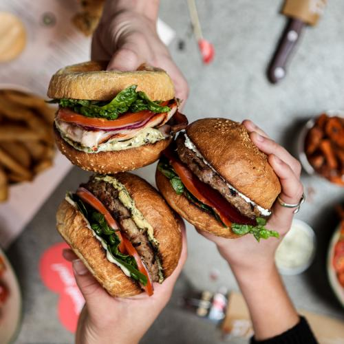 Grill'd Is Giving Away FREE BURGER VOUCHERS For National Burger Day This Friday!