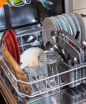 This Aussie's Simple Dishwasher Hack Is An Absolute Game-Changer!
