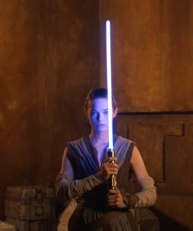 "Disney Have Just Gone And Made A ""Real"" Lightsaber And It Looks So Cool!"