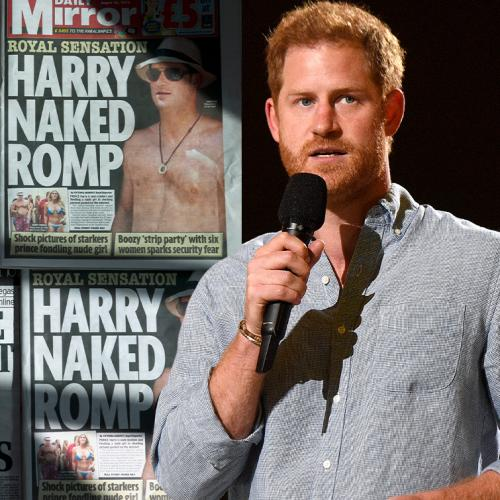 """""""Sh--load Of Drugs And Partying"""": Prince Harry Opens Up About His 'Wild' Past"""