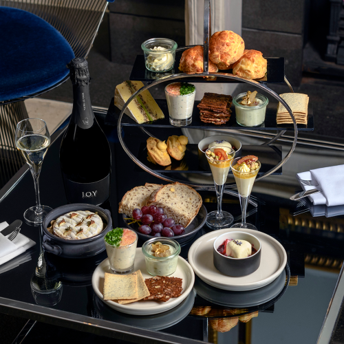 A High Tea That's Dedicated To All Things Cheese Has Landed In Melbourne