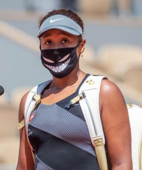Naomi Osaka Has Quit The French Open Following Furore Over Press Conferences