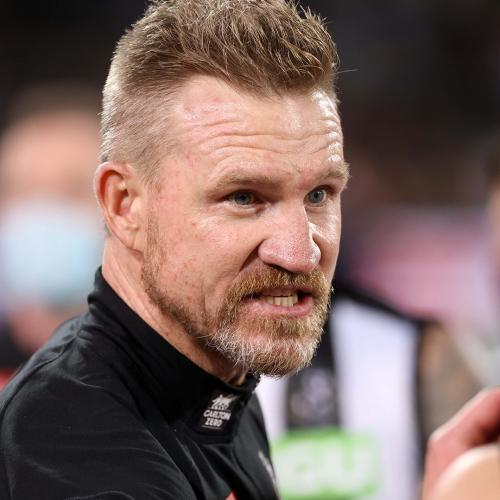 Nathan Buckley Set To Step Down As Magpies Coach