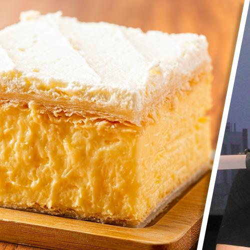 """Outrage Over The Classic Vanilla Slice """"It Is The Most Overrated Of All Bakery Items"""""""