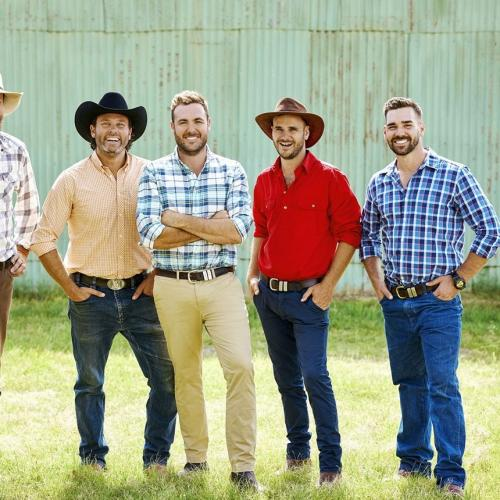 There Are Rumours That One Of The Blokes on Farmer Wants A Wife Isn't Actually A Farmer