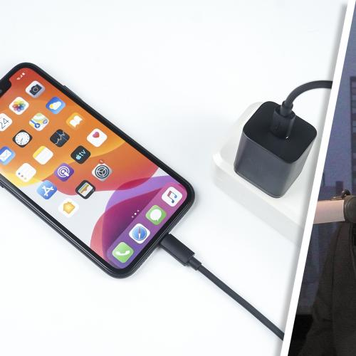 If You're Bored, Here's What Not To Do... Like Timing How Long Your Phone Takes To Charge