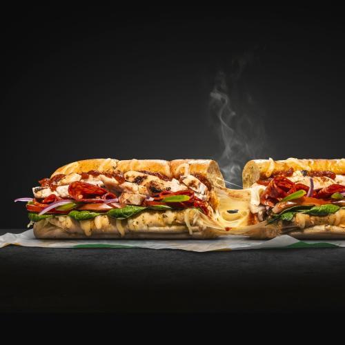 Subway Has Brought Back Their Indulgent Cheesy Garlic Bread
