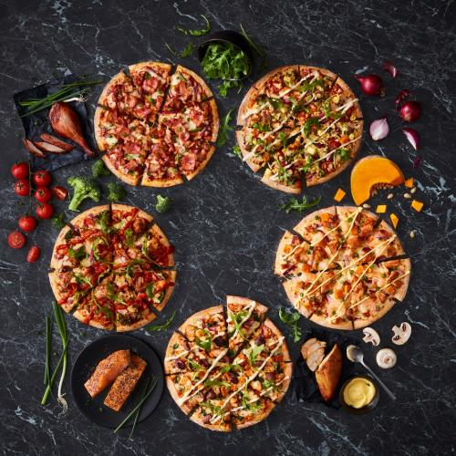 Domino's Have Added Broccoli And Salmon Pizzas To Their Menu