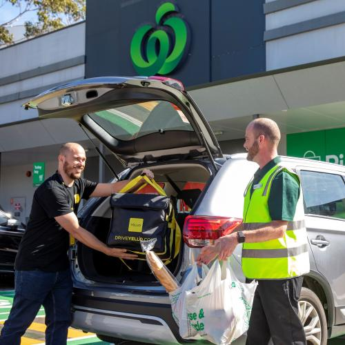 Woolworths Is Now Offering Grocery Delivery Within 2 Hours!