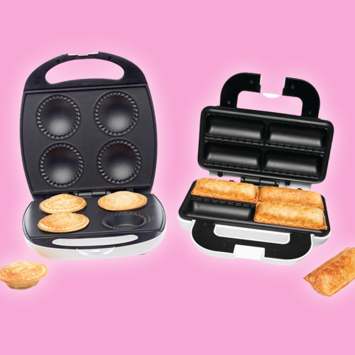 Kmart Have Permanently Dropped The Price On Their Pie & Sausage Roll Maker!