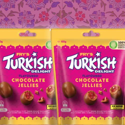 Turkish Delight Comes In Chokkie Covered Bite Sized Jellies Now!