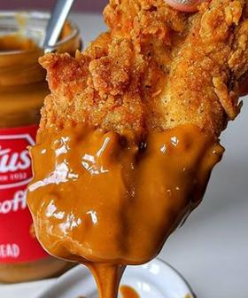 This Biscoff Trend Is Getting Out-Of-Hand We Just Found Out That Biscoff Fried Chicken Exists!