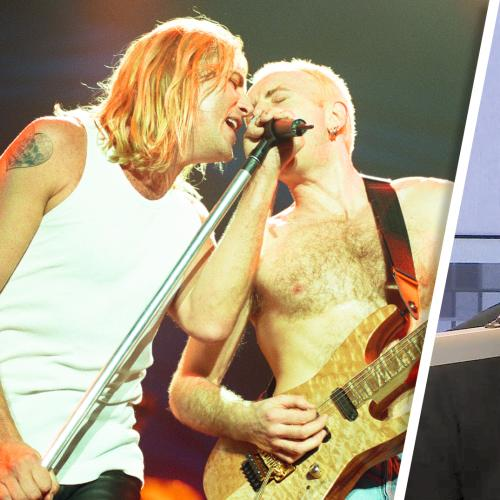 Were Def Leppard Really Singing About Eating Wombats?... This Listener Thinks So!