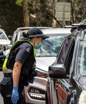 Man Who Tested Positive To COVID-19 Travelled Through Victoria And SA