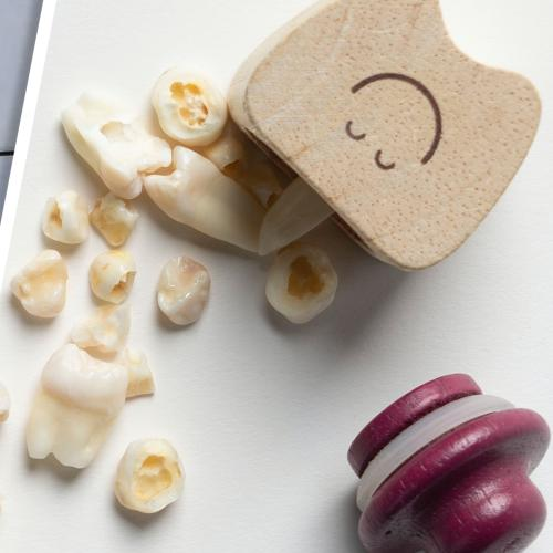 This Caller Was Given The Strangest Gift By Her Mum... All Of Her Baby Teeth!