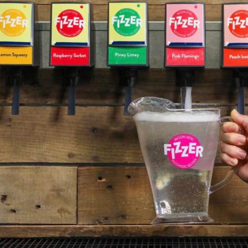 Seltzers Are About To Become Available In Drinks Machines & That's My Summer Made