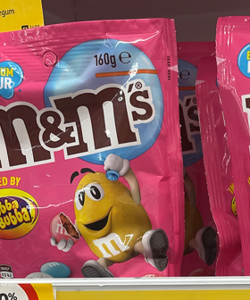 There's Now BUBBLEGUM Flavour M&Ms And We Aren't So Sure They Will Be Great