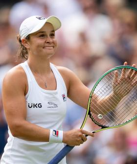 Ash Barty Becomes First Aussie Woman To Reach Wimbledon Final In 41 Years