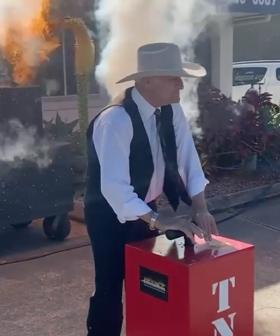 Bob Katter Sets Off Explosives In Response To 2032 Brisbane Games