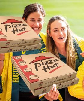 Pizza Hut Are Giving Away Free Pizzas Every Time We Win Gold In Tokyo