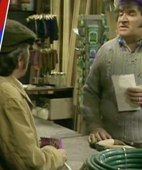 A 'Two Ronnies' Sketch Was Shown During Nine News & No One Really Knows Why
