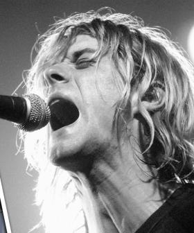 Christian Got An Email About Nirvana That Made Him So Angry, He Nearly Deleted It