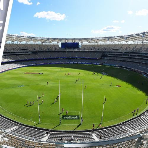 Christian May Have Found A Loophole To Be At The AFL Grand Final If It Heads To Perth