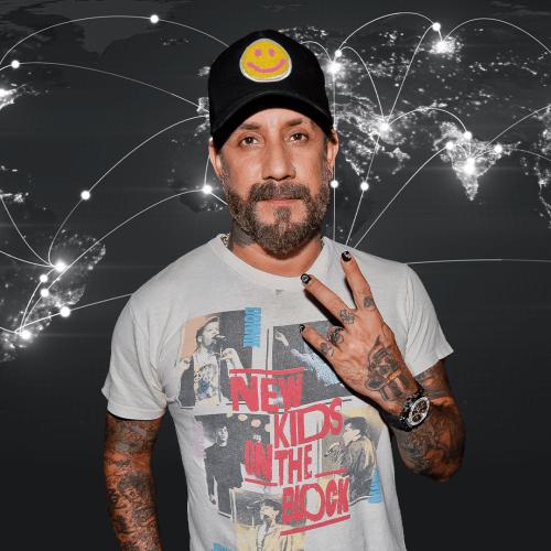 Who's Calling Christian: Backstreet Boys Star AJ McLean
