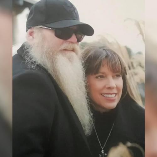 'He Was Gone In An Instant': Dusty Hill's Widow Recalls His Final Moments