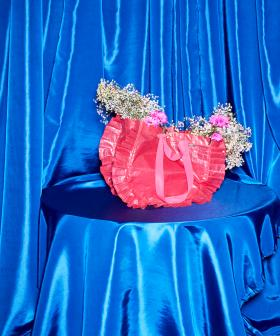 Ikea Is Launching A Pink Version Of Their FRAKTA Bag!