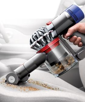 Dyson Vacuums Have Never Been Cheaper With Kogan Shaving $300 Off The Price!