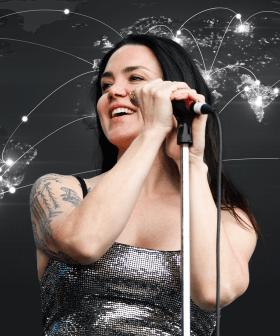 Who's Calling Christian: Vanessa Amorosi