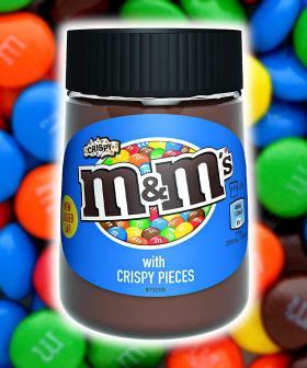 Crispy M&M Chocolate Spread Now Exists In Australia