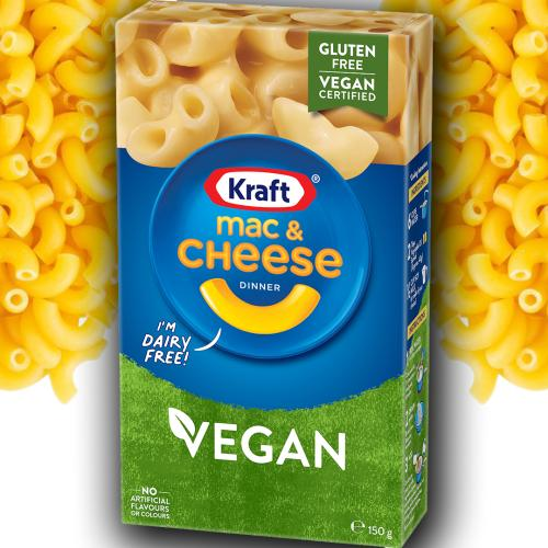 Kraft Have Released A Vegan Mac And Cheese