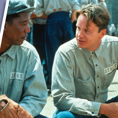 This Guy Flawlessly Recited A Scene From The Shawshank Redemption And We're Speechless