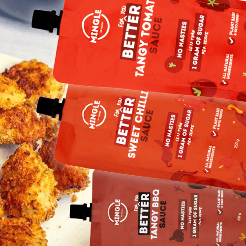 This New Brand Of Sauces Boast Up To 400% Less Sugar & They're Worth A Try!