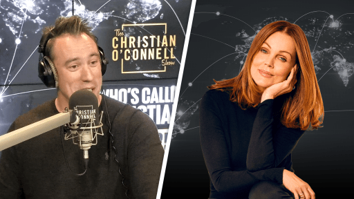 Who's Calling Christian: Belinda Carlisle