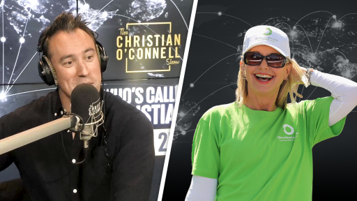 Who's Calling Christian: Olivia Newton-John