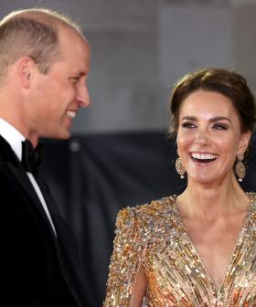 Royals Join Cast Of New James Bond Film For World Premiere