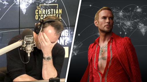 Who's Calling Christian: Matt Goss