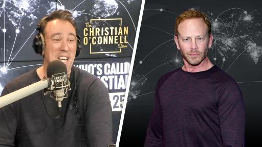 Who's Calling Christian: Ian Ziering