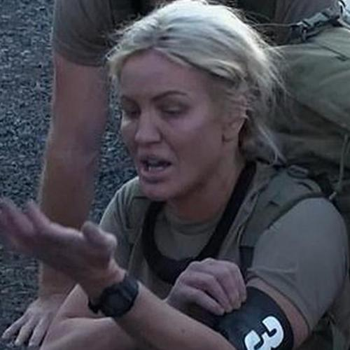 Brynne Edelsten QUITS 'SAS Australia' After Six Hours