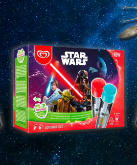 Streets Have Released Light Saber-Style Star Wars Calippos!