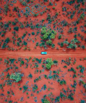 Aussies Love Muscle Cars, So We Wanted To Find Out How They Cope In Our Rough Outback...