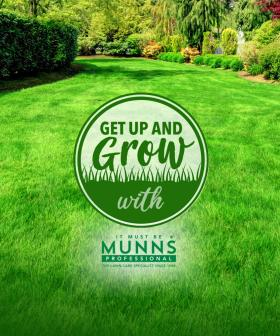 Get Up And Grow With Munns