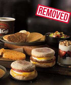 Maccas Sneakily Removed 'All-Day Breakfast' From Their Menu