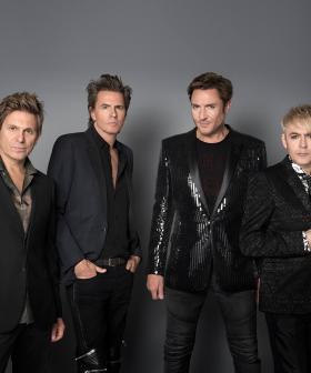 Duran Duran Take Over Totally 80's